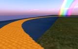 Yellow Brick Road Second Life